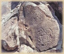 賀蘭口岩画